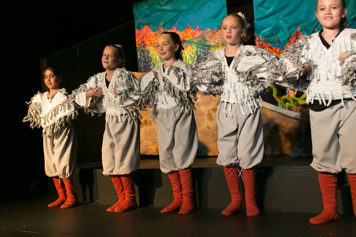 526---FULL-CURRENT STUDENT PAYMENTS ONLY--Seedlings Musical Theatre (Ages 6-8) Wednesdays 4:00-5:30pm
