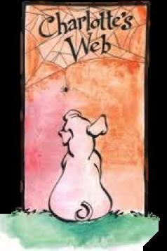 523---Jrs Play Production: Charlotte's Web (Ages 7-10) Mondays 5:00-6:00pm