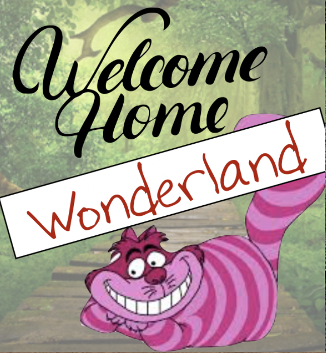 Camp:  Play--Welcome Home Wonderland (ages 6-9) July 6-10, 9-11am Tues-Fri. , 9:00-2:00pm Sat.