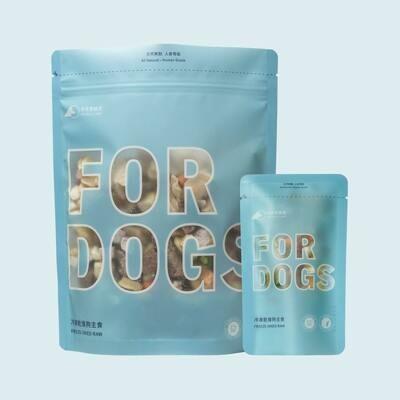 冷凍乾燥狗主食