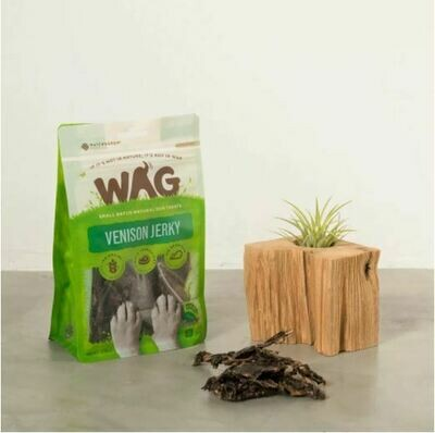 WAG 天然澳   鹿肉條   低敏顧胃