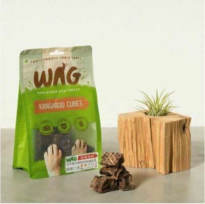 WAG 天然澳   袋鼠肉粒   外酥內軟