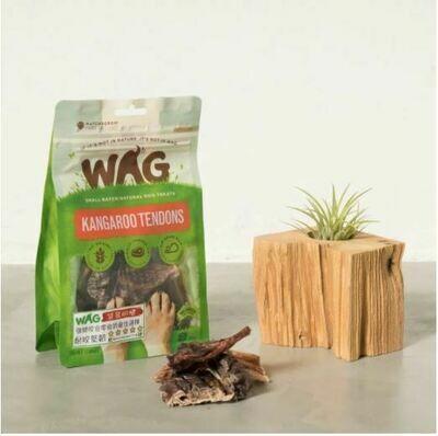 WAG 天然澳   袋鼠肌腱   耐咬堅韌