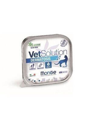 VS無穀優護處方系列 Dermatosis 皮膚處方貓餐盒 W-DE (一箱24入)