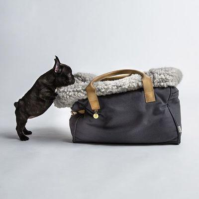 Heather Brown - 有機羊毛寵物包