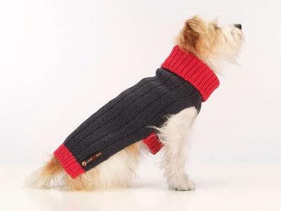 Pink Rydon 蘇格蘭純羊毛毛衣