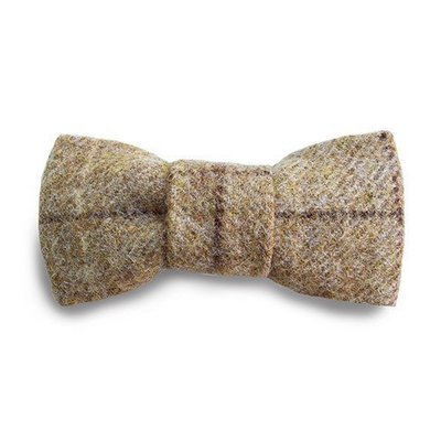 Oatmeal Tweed - 英倫造型領結