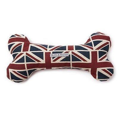 英國旗 - 骨頭造型玩具
