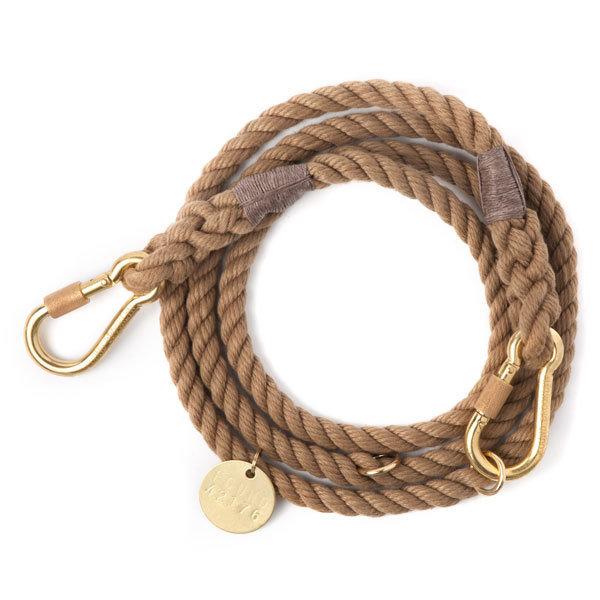 Dark Tan -  航海等級堅韌的繫繩