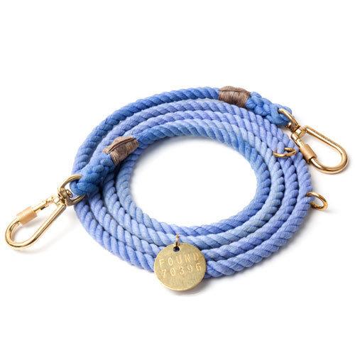 Perwinkle Cotton -  航海等級堅韌的繫繩