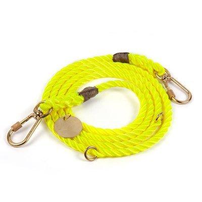 【預購】Neon Yellow Rope -  航海等級堅韌的繫繩