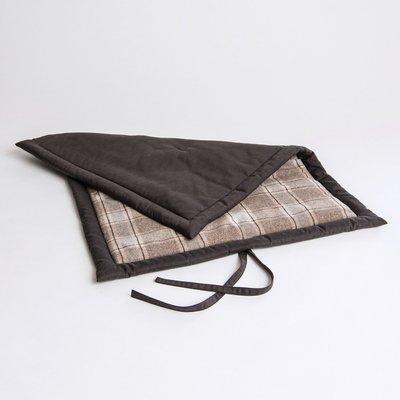Hunddecke Tartan - 捲式行動床墊  (羊毛)