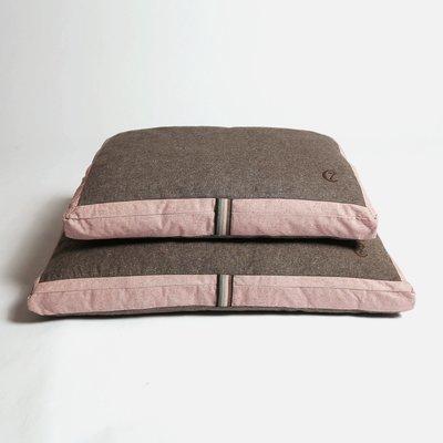 Snooze Brown 棉麻床墊