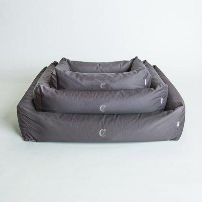 Sleepy Grey - 有機棉質柔軟床墊