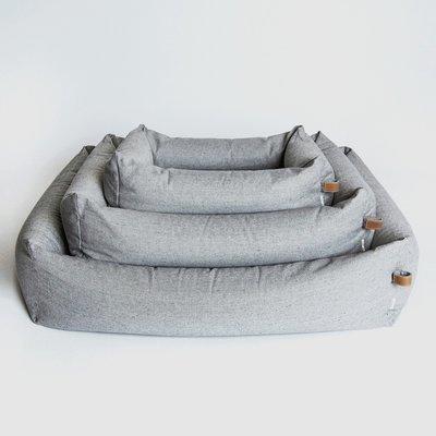 Tweed Gray - 豪華棉質柔軟床墊
