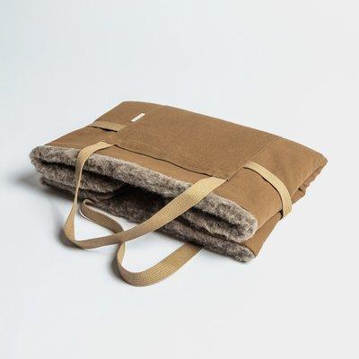 Hazelnut - 折疊式行動床墊 ( 羊毛 )
