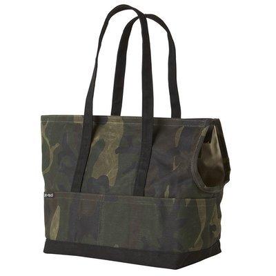 軍用迷彩色帆布寵物包 (臘面防水)