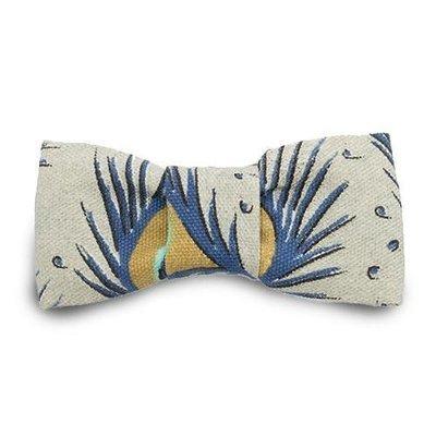 Peacock Linen - 英倫造型領結