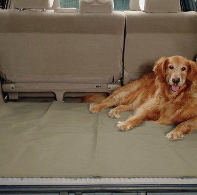 防水SUV後備箱車墊