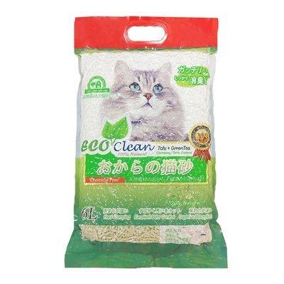艾可豆腐貓砂 - 綠茶味