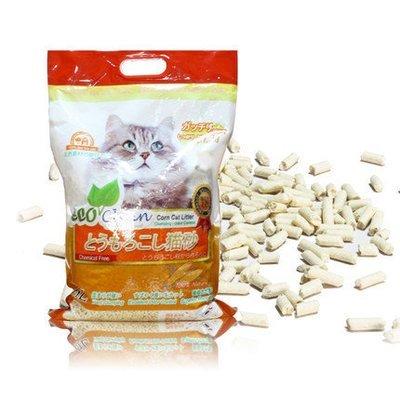 艾可豆腐貓砂 - 玉米