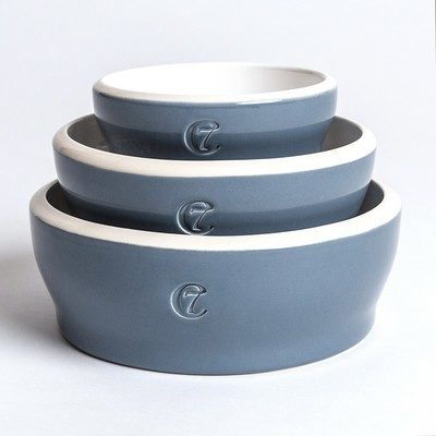 Jamie Blue - 陶瓷寵物碗