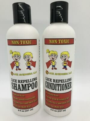 Shampoo and Conditioner Special