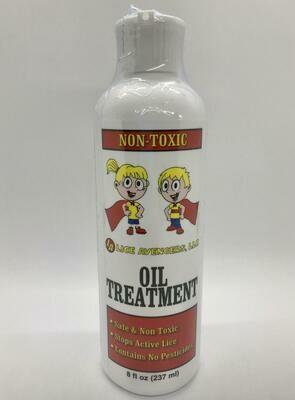 Lice Avengers Oil Treatment