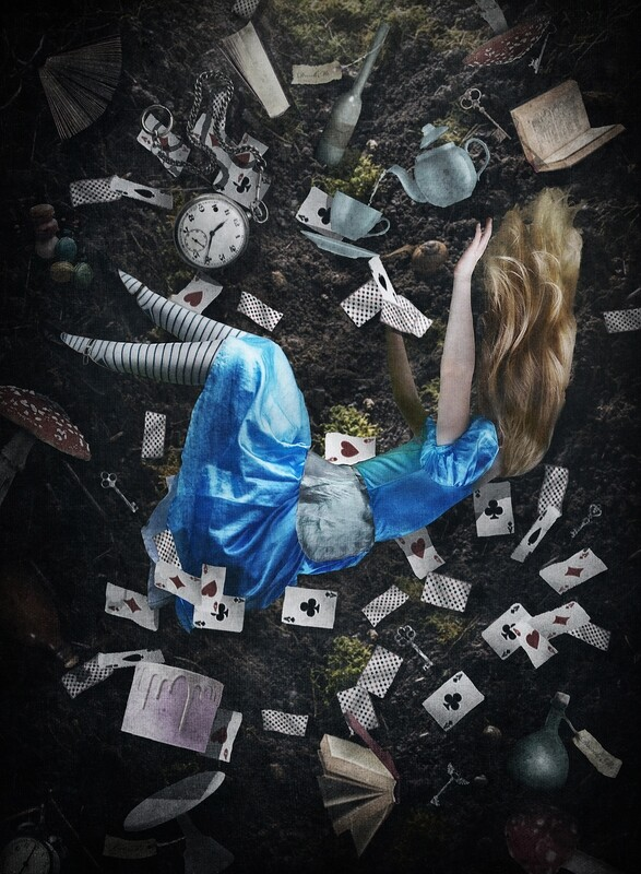 Life of Whimsy // Down the Rabbit Hole