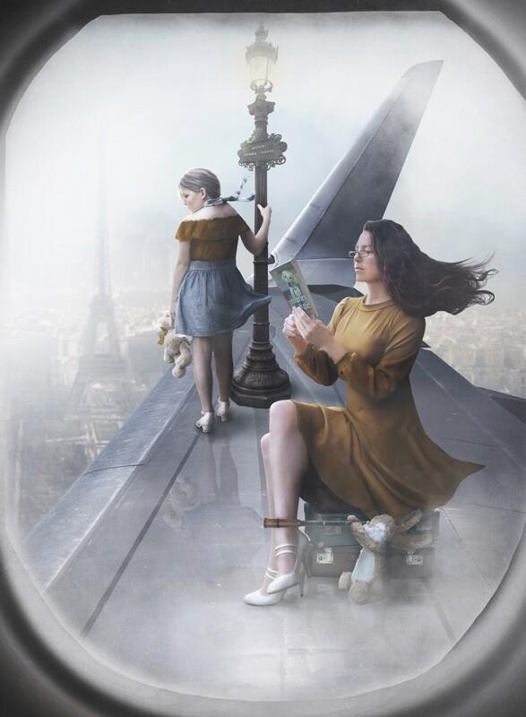 Life of Whimsy // Vacances a Paris (Ltd Edition)
