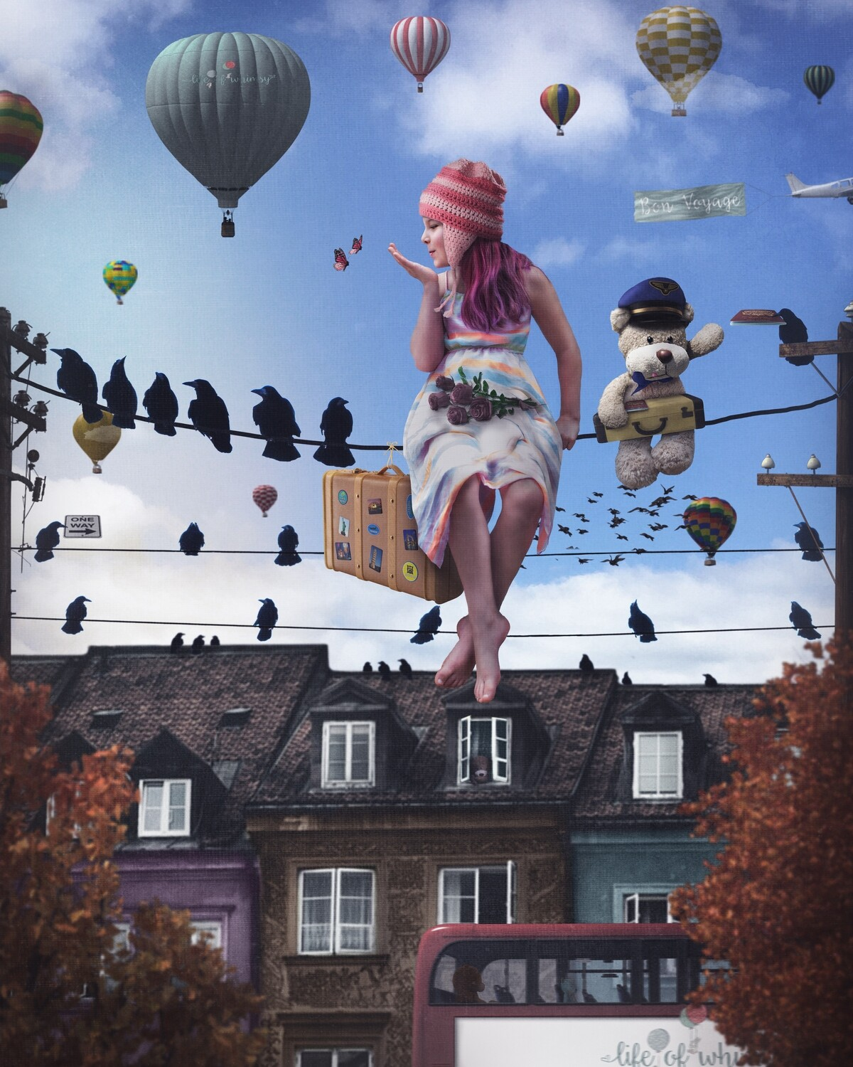 Life of Whimsy // Migration