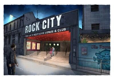 Rock City Drama