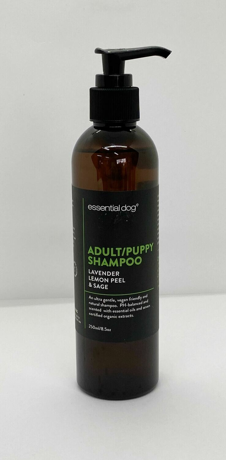 Essential Dog Adult/Puppy Shampoo 250ml