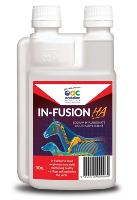 In-Fusion Hyaluronic Acid For Horses & Dogs
