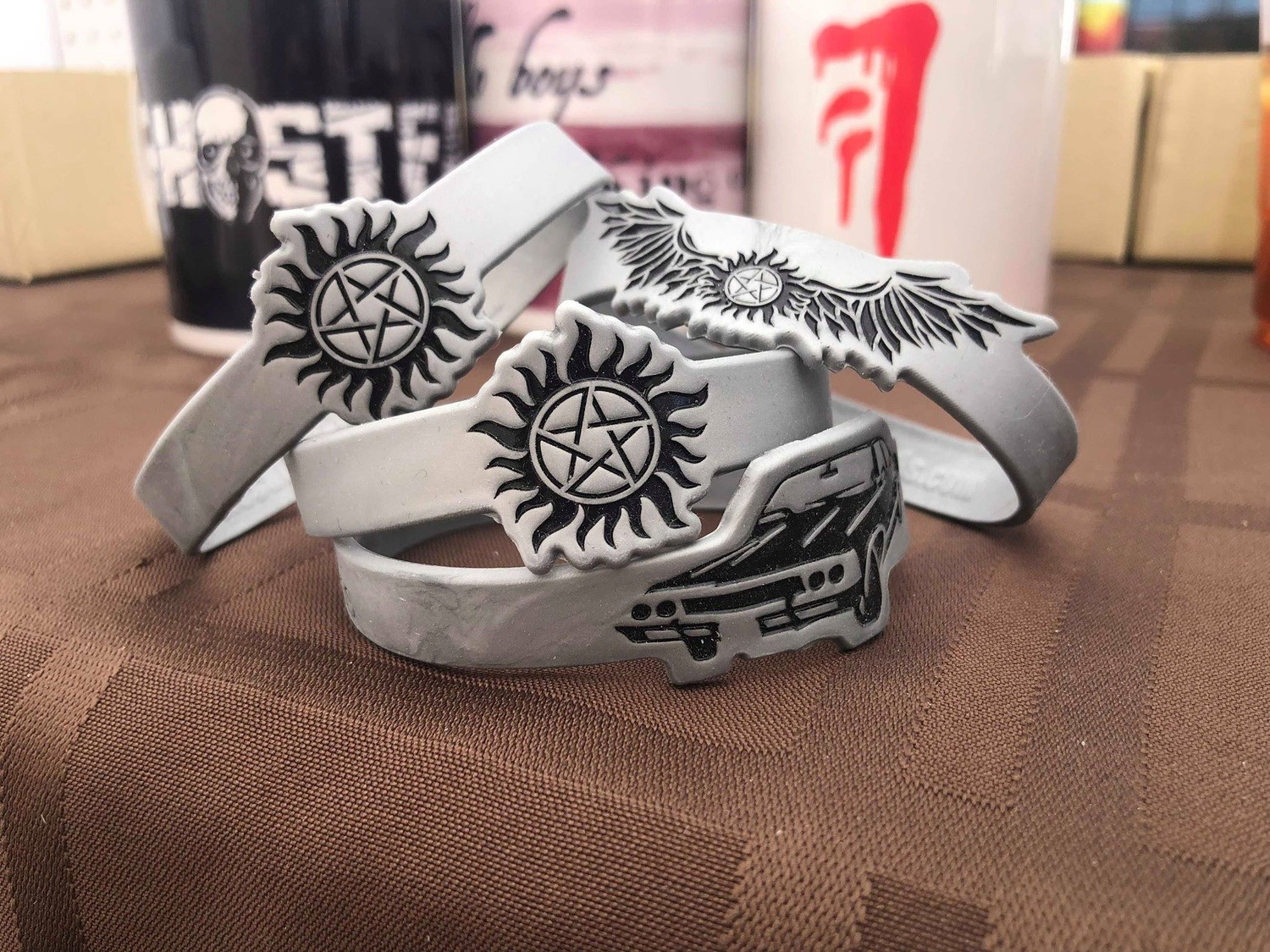 FREE! Supernatural Bracelet w/purchase of another SPN item