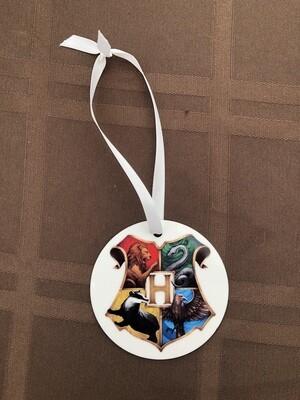 Hogwarts Crest Ornament