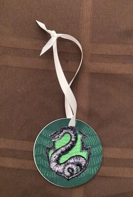 Slytherin Ornament
