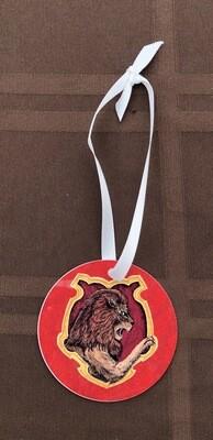 Gryffindor Ornament