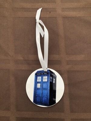T.A.R.D.I.S Ornament