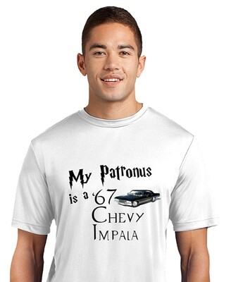My Patronus is a '67 Chevy Impala Shirt