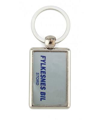 2-Sided Key Chain