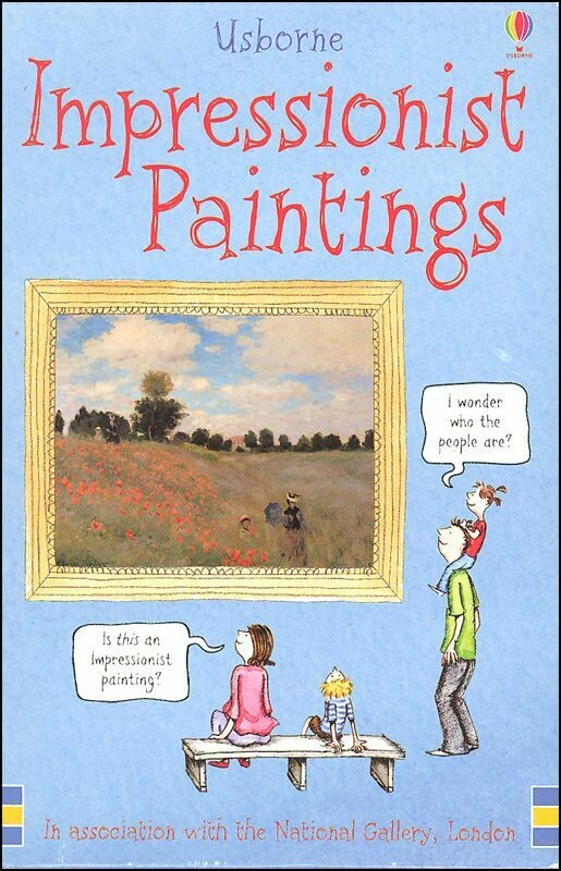 Impressionist Paintings Cards