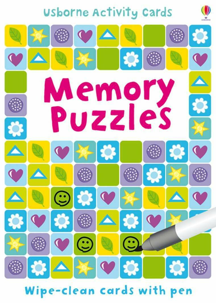 Memory Puzzles Cards