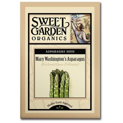 Mary Washington's Asparagus