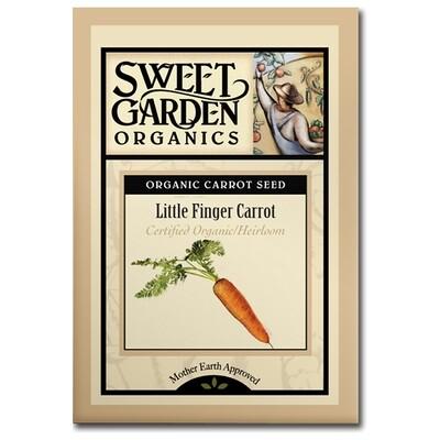 Little Finger Carrot