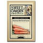 Chatenay Red Cored Carrot