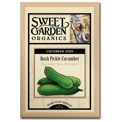 Bush Pickle Cucumber