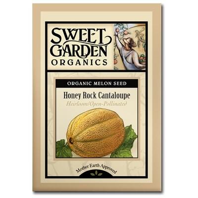 Honey Rock Cantaloupe