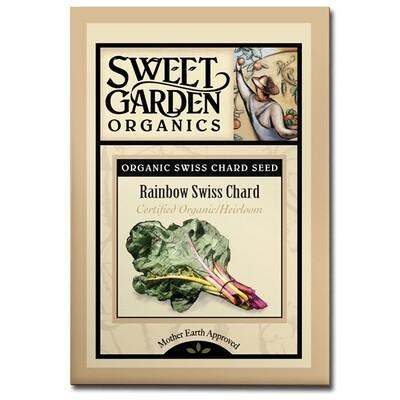 Rainbow Swiss Chard