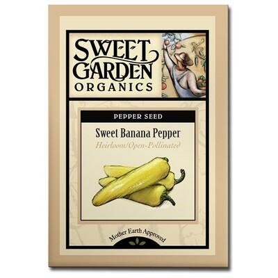Sweet Banana Pepper